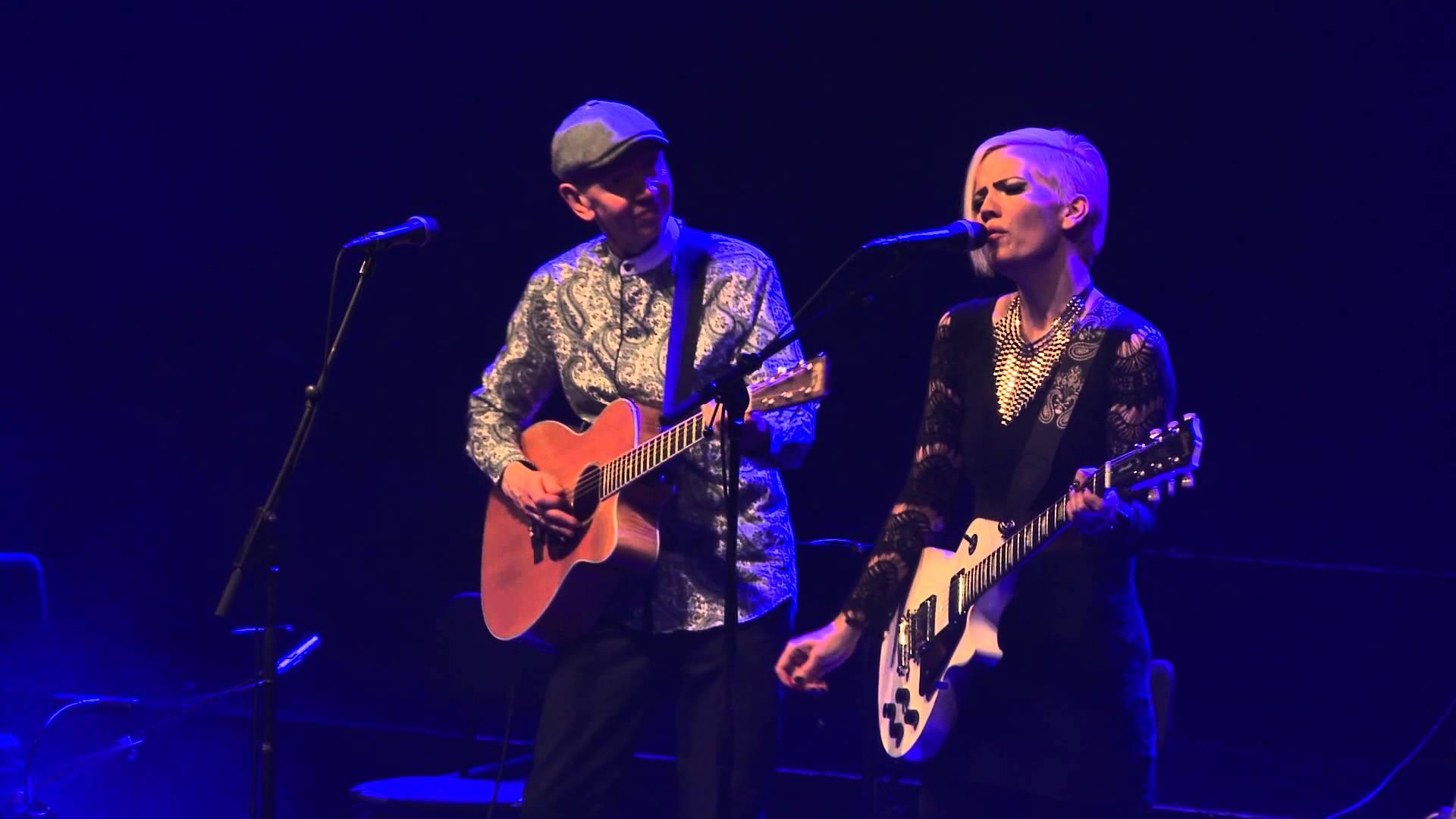 Björn Thoroddsen and Bíbí, last year at the Reykjavik Guitarama 2015