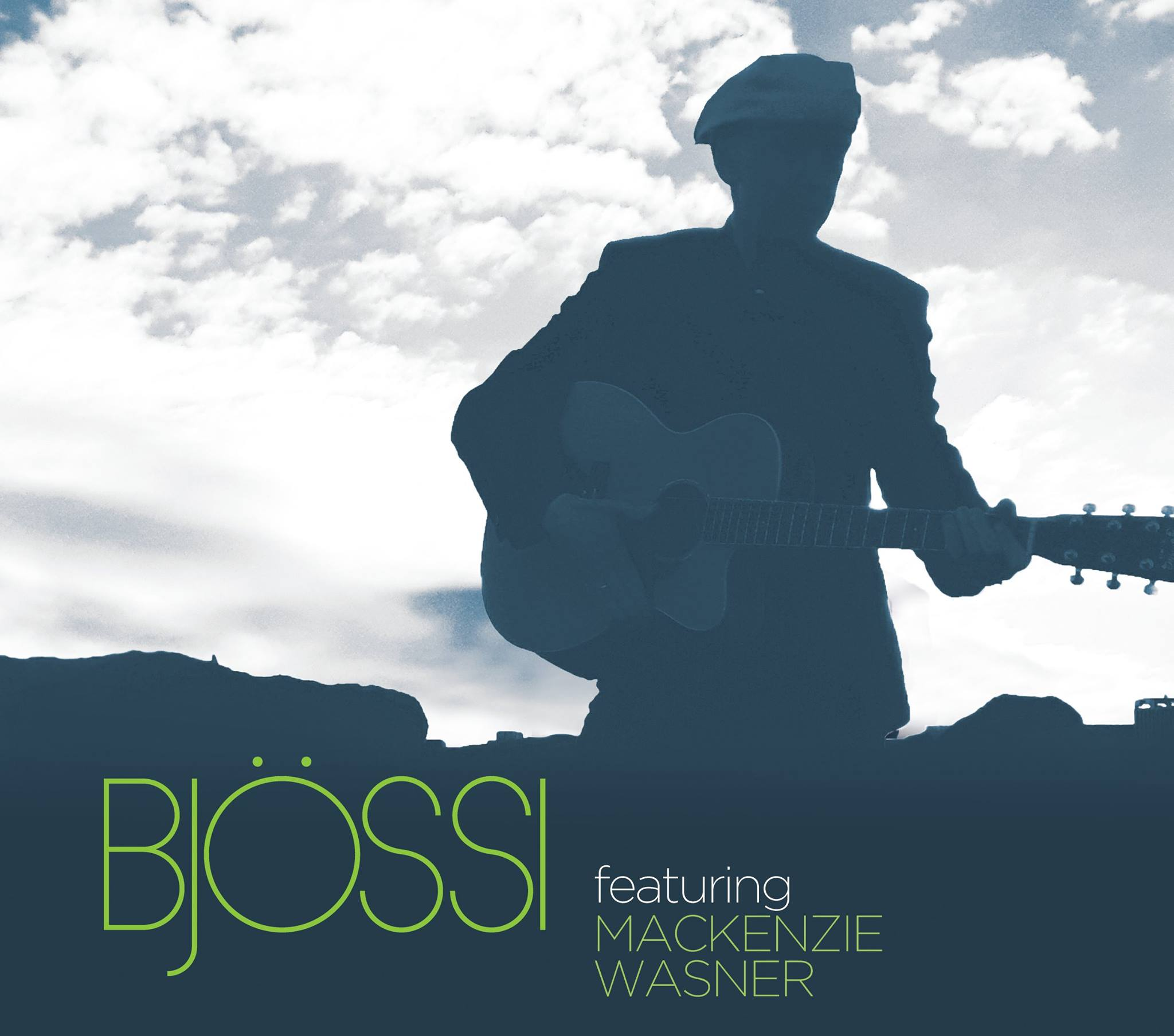 This new album by Björn Thoroddsen,  Bjössi featuring Mackenzie Wasner ,is now available worldwide in digital download (MP3 and FLAC format)and on CD via cdbaby.com (Link: https://store.cdbaby.com/cd/bjossithor )  The album is produced by the legendary guitarist Robben Ford and features the amazing vocals of Nashville-based country singer Mackenzie Wasner. The album has a special appearance by Australian guitar maestro Tommy Emmanuel and some of the finest session players in Nashville play on the record.  The songs are written by Björn Thoroddsen and Robben Ford in addition to two songs from the Bob Dylan archives.  Produced by Robben Ford  The Musicians  Björn Thoroddsen: 6 and 12 String Guitars Mackenzie Wasner: Lead Vocal Robben Ford: Guitars, Piano, Organ Brian Allen: Double Bass Tammy Rogers: Violin Jerry Douglas: Dobro, Lap Steel, Guitar Wes Little: Percussion Laurie Wheeler: Backing Vocal Steinunn Erla Thoroddsen: Backing Vocal Tommy Emmanuel: Special Guest, Acoustic Guitar