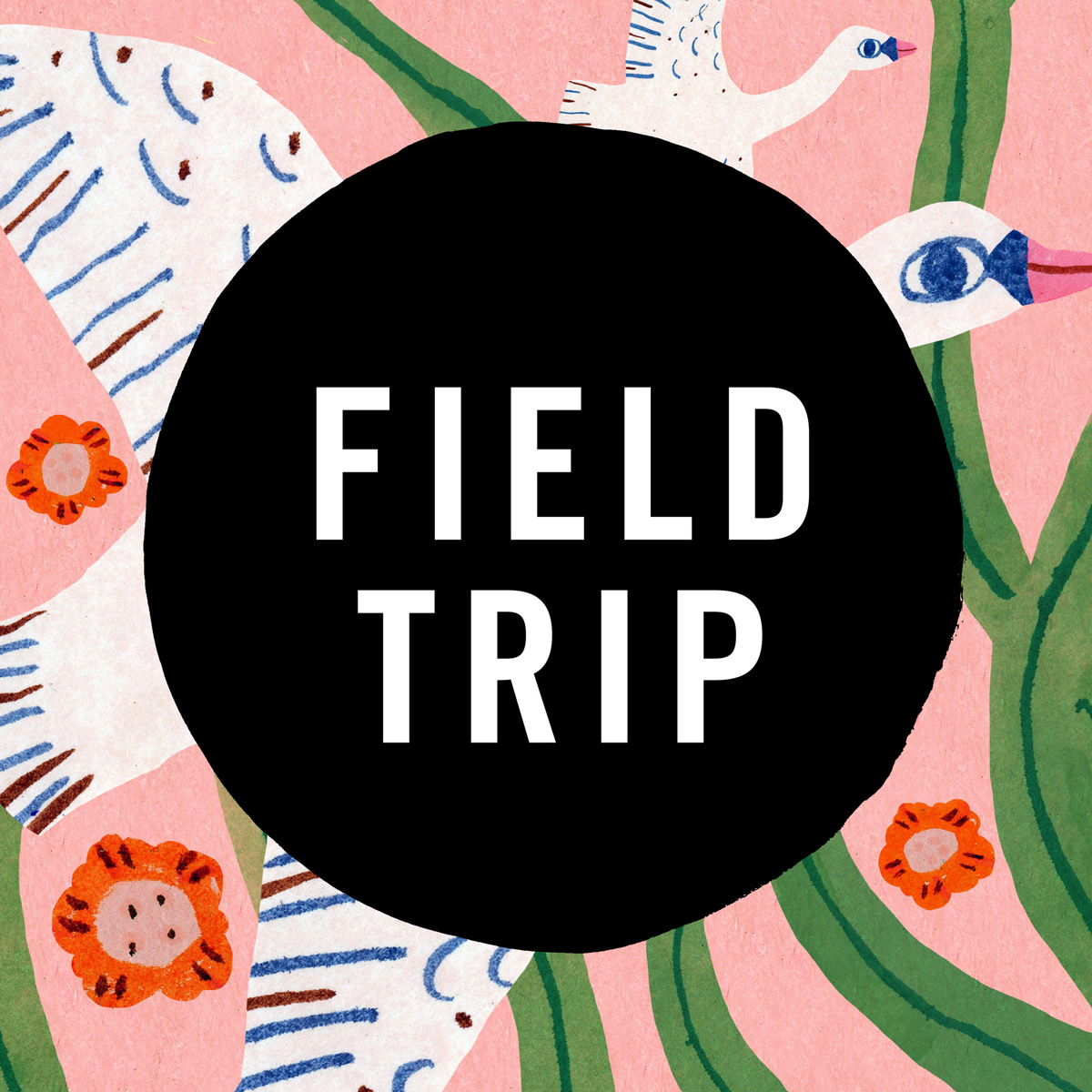 Hi Everyone! I'm super excited to announce that Field Trip is back this year and I'll be participating!   Please sign up for our monthly newsletter for show info and snippets of great artwork as we lead up to the big day http://eepurl.com/b4oHTf -  Our third, annual event will be held on Monday, May 21st, 2018 in the same beautiful loft as last year, a stone's throw from the Javits Center in New York. We can't wait! http://www.fieldtripshow.com