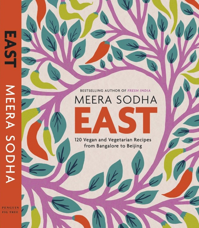 EAST - I spent the last month or so working with Meera Sodha and Penguin Figtree on a wonderful vegetarian cook book.It's not out until late August but you can preorder it here