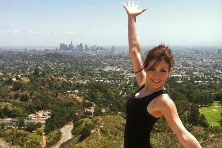 Sunny Los Angeles, California