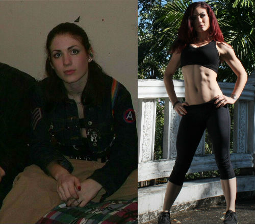 Meghan Fay suicidal to triumphant