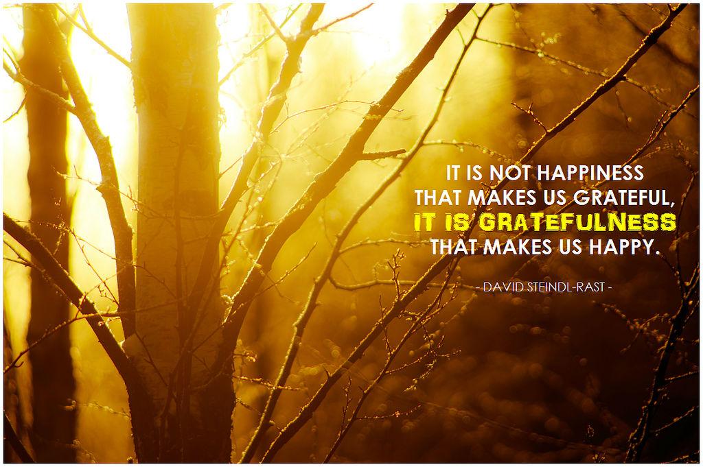 gratitude quote depression hack
