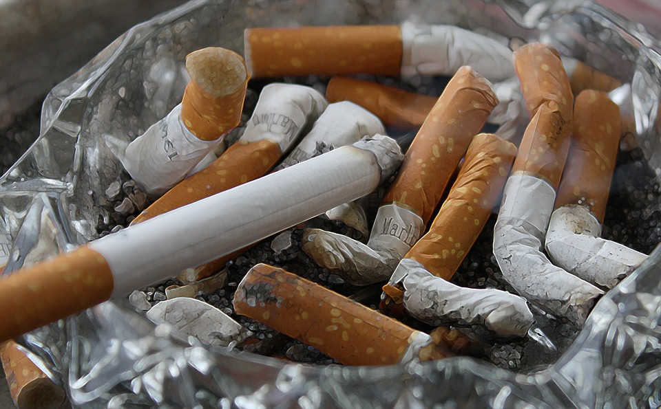 cigarettes are foul