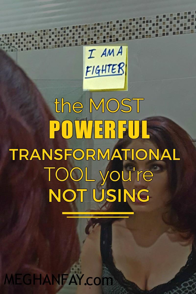 POWERFUL TRANSFORMATION TOOL