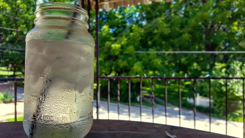 drink water for better mood