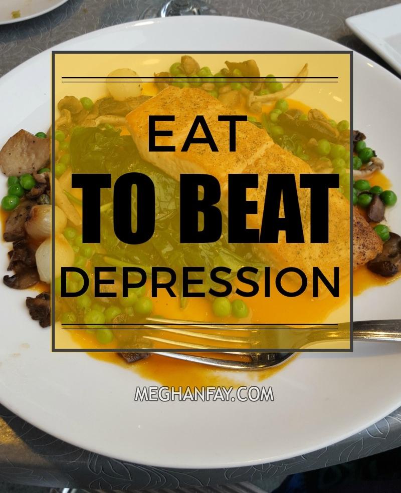 eat to beat depression