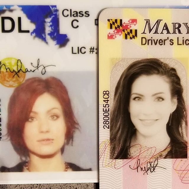 #transformationtuesday  I just got a new license and it's perfect timing for the #10yearchallenge. Best thing I did in the last 10 years was get rid of my nose! 😂  But seriously, the physical difference comes nothing near how I've changed inside. I lost myself in depression, anxiety, and PTSD. I fought my way out of alcohol abuse, bulimia, and self-hatred. I found myself as a strong, successful woman. I completely transformed my life. I learned love truly love myself, and then I found true love in a partner, which made my life beautiful in a way I could never have imagined.  #betterthanever #staystrong #grateful #gratitude #strength #empoweredwomen #hardwork #enjoythejourney #badass #fightdepression #success #truelove #ptsd #power #edrecovery #personaltrainer #strongwomen #selflove #selfworth #recovery #overcome #riseabove #loveyourself #bettereveryday #mentalhealth #motivation #transformation #happiness