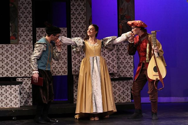 ONE LAST CHANCE too see Taming of the Shrew @ 2:30pm TODAY!!! Don't miss it!