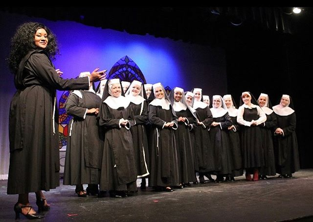 Sister Act TONIGHT @ 7:30pm!!!