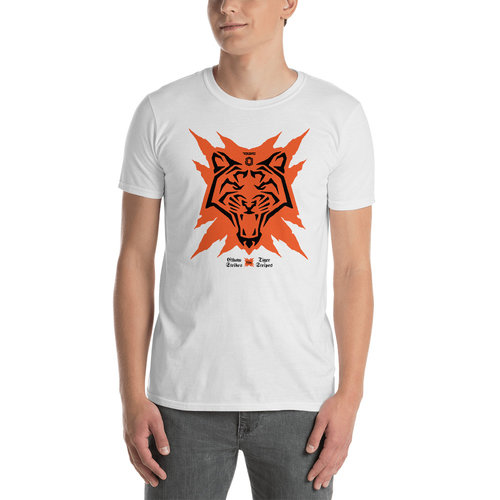 342958477e Off Topic: Elbow Strikes Like Tiger Stripes Unisex T-Shirt — Ognjen ...