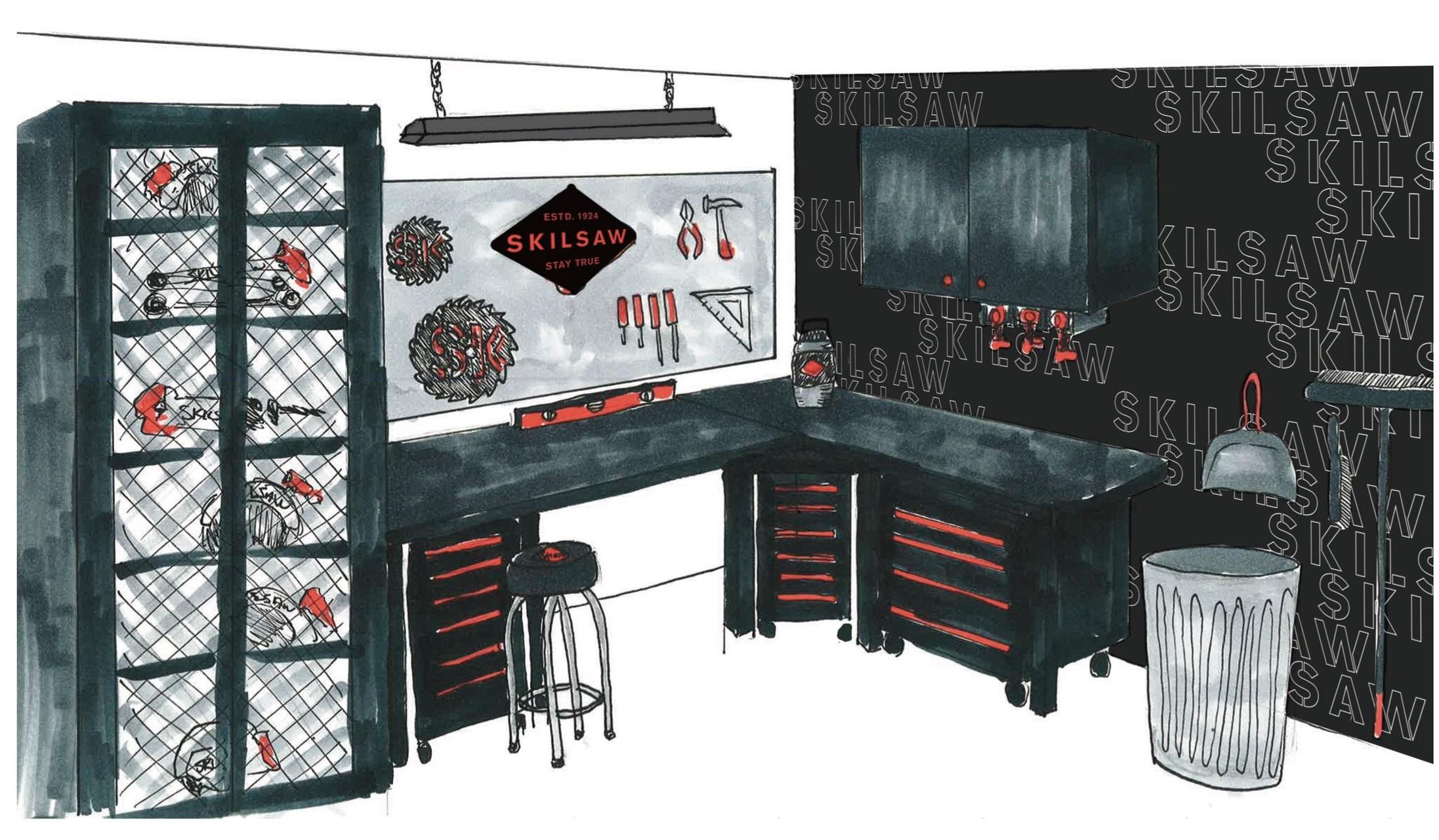 SKILSAW Pro Garage