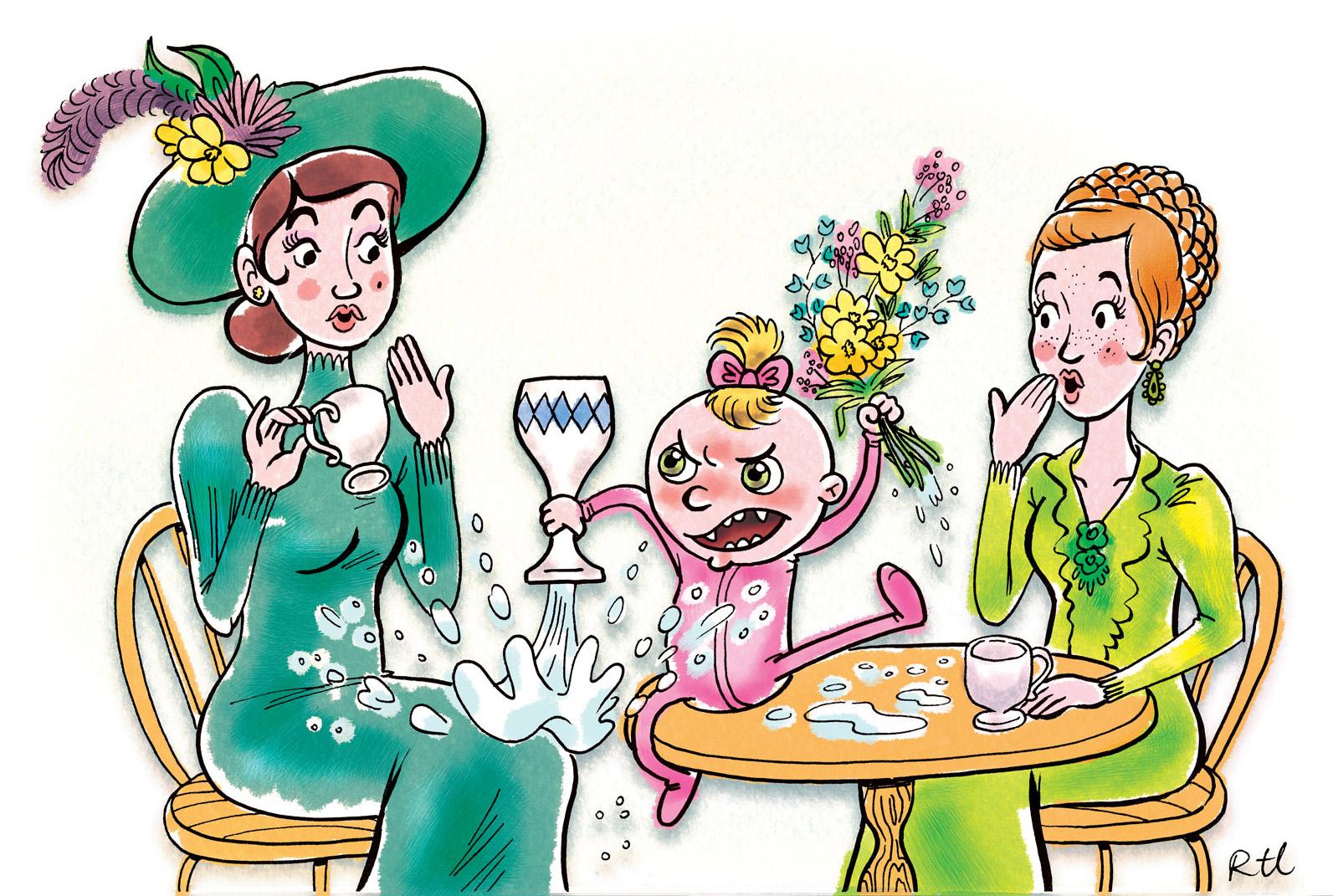 Terrible Tea Party