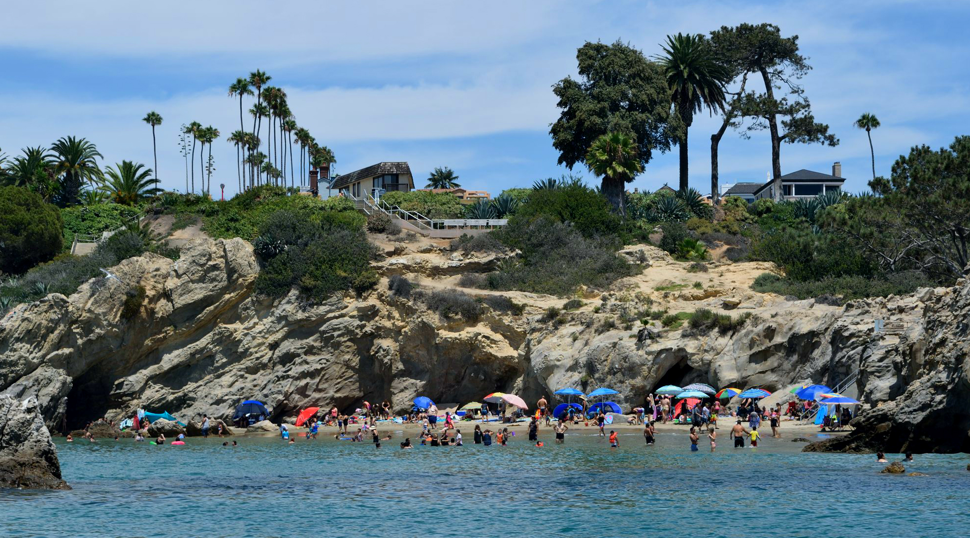 Pirates Cove, one of the many remarkable sites along a tour of Newport Harbor, has been the backdrop for several famous television and movie moments. Among them, it is the spot where the fictional S.S. Minnow ran aground in the pilot for Gilligan's Island.