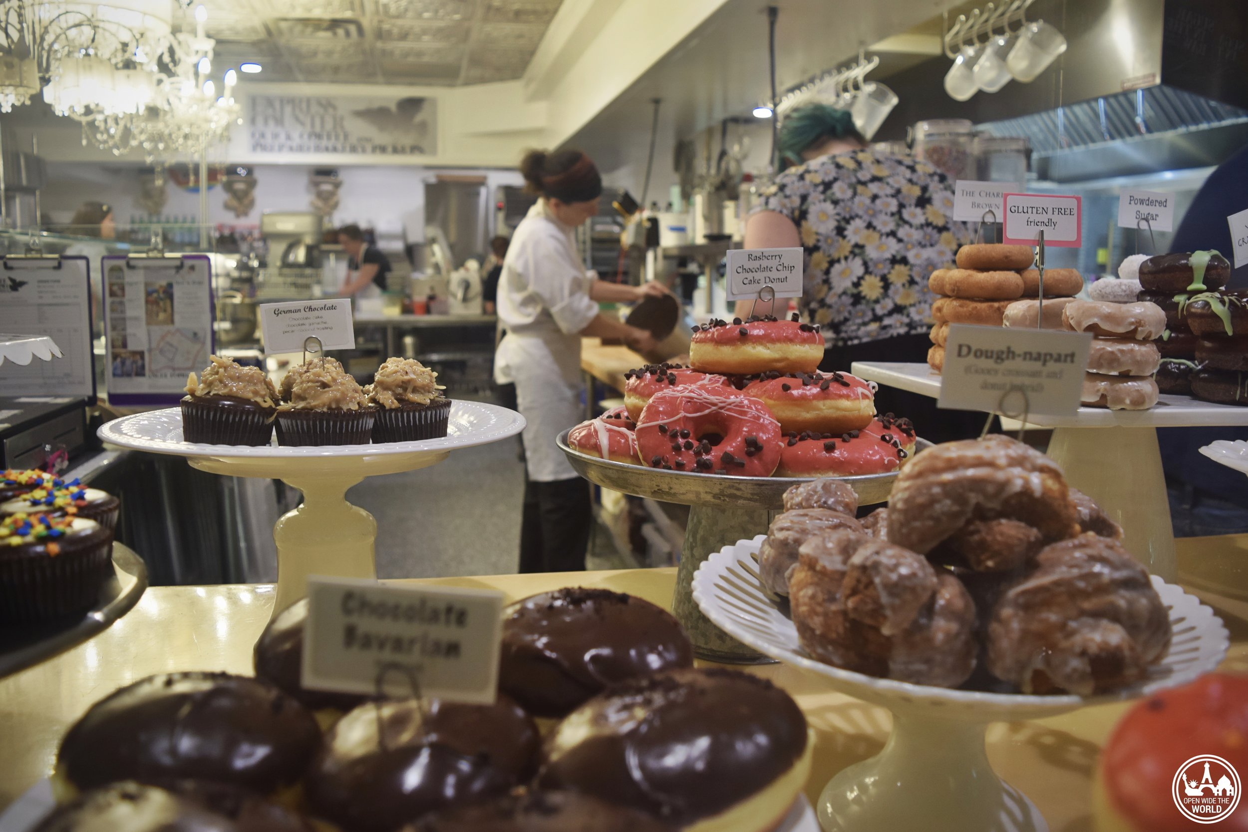 A recent survey of the U.S.'s 50 most populous cities revealed Minneapolis to rank 48th in availability of donuts. In this statistically donut-poor city, check out these five great donut shops.