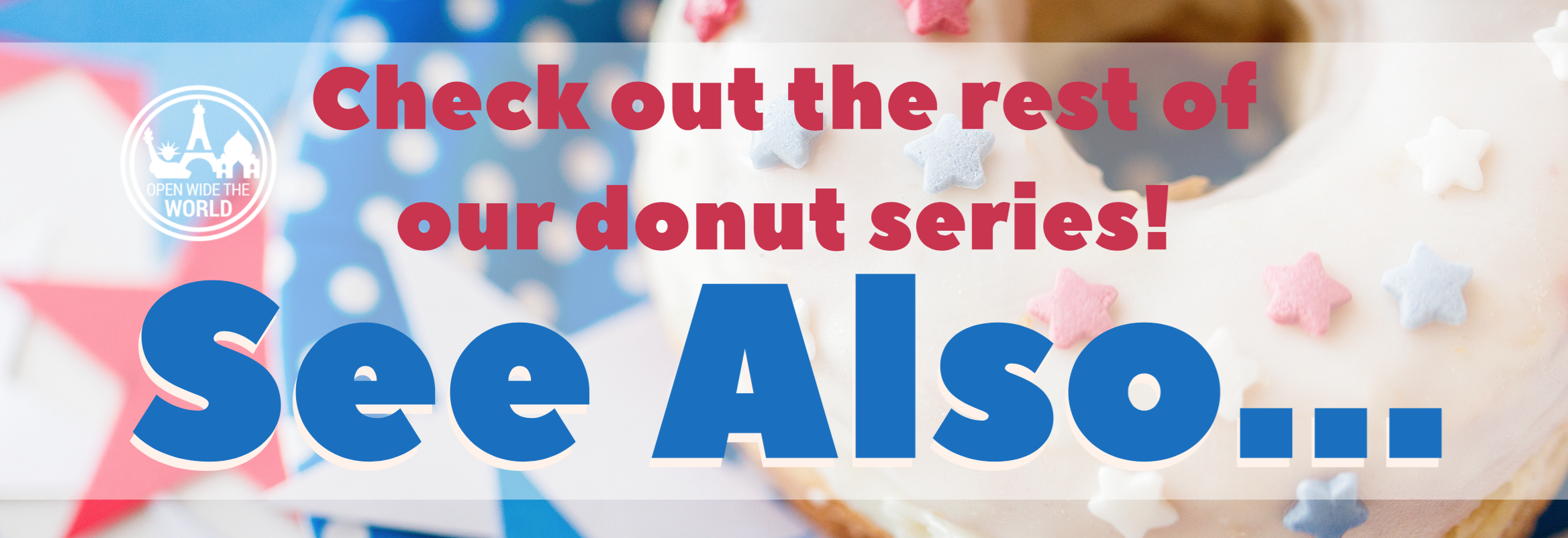 donuts in america OWtW