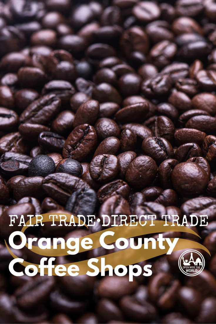 Third wave coffee arrived late, but hit hard in Orange County, California. Check out our five top picks for fair trade / direct trade coffee in this part of Southern California.