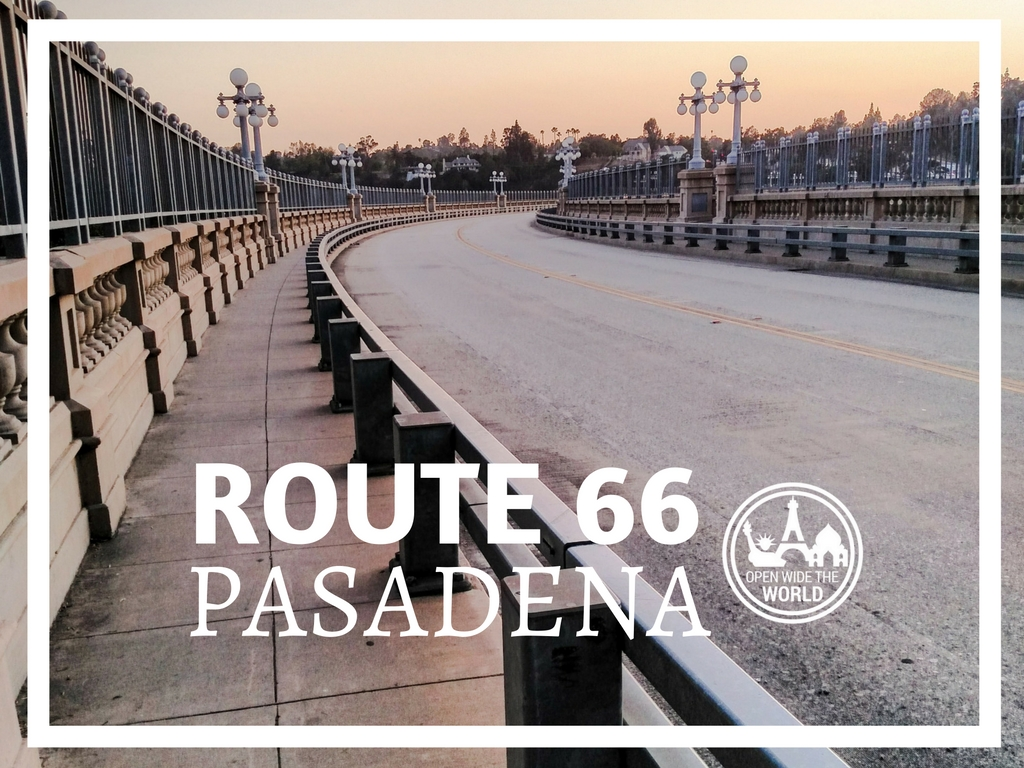 Spend a day along Route 66 in Pasadena, the Mother Road's gateway to Los Angeles!