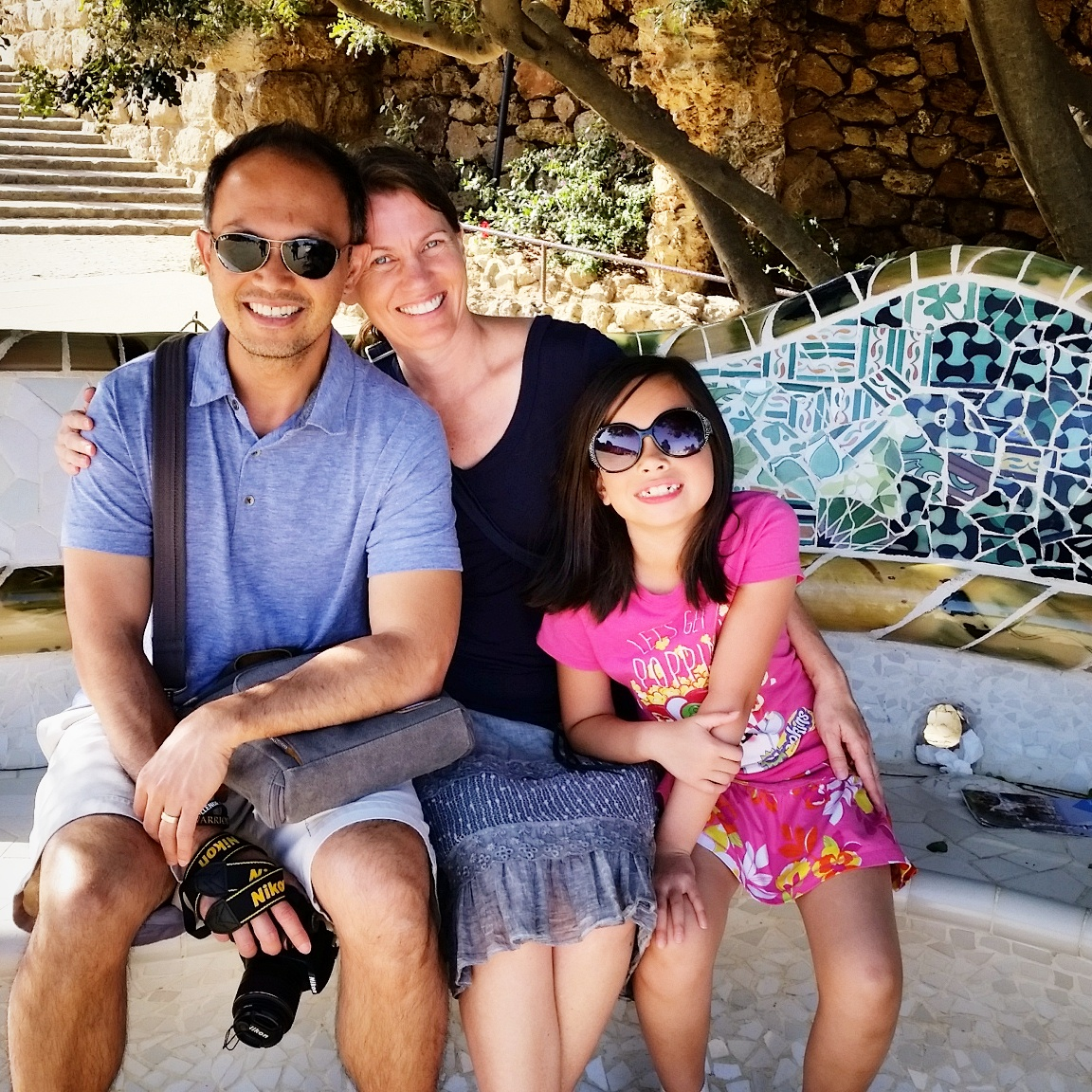 Meet the Team - We are Homer, Julie and Mag, a multicultural family of three currently set in the Midwest region of the United States. But we haven't always been here. And we don't always stay here...Get to know us →