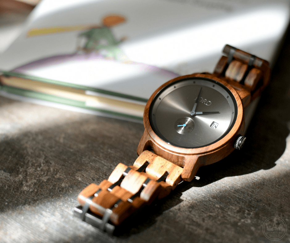 Check out the history of how the watch came to be. Plus enter for a chance to win a gift code for $100 toward a JORD watch. We love JORD's unique wooden watches for him and her. And we think you will, too!