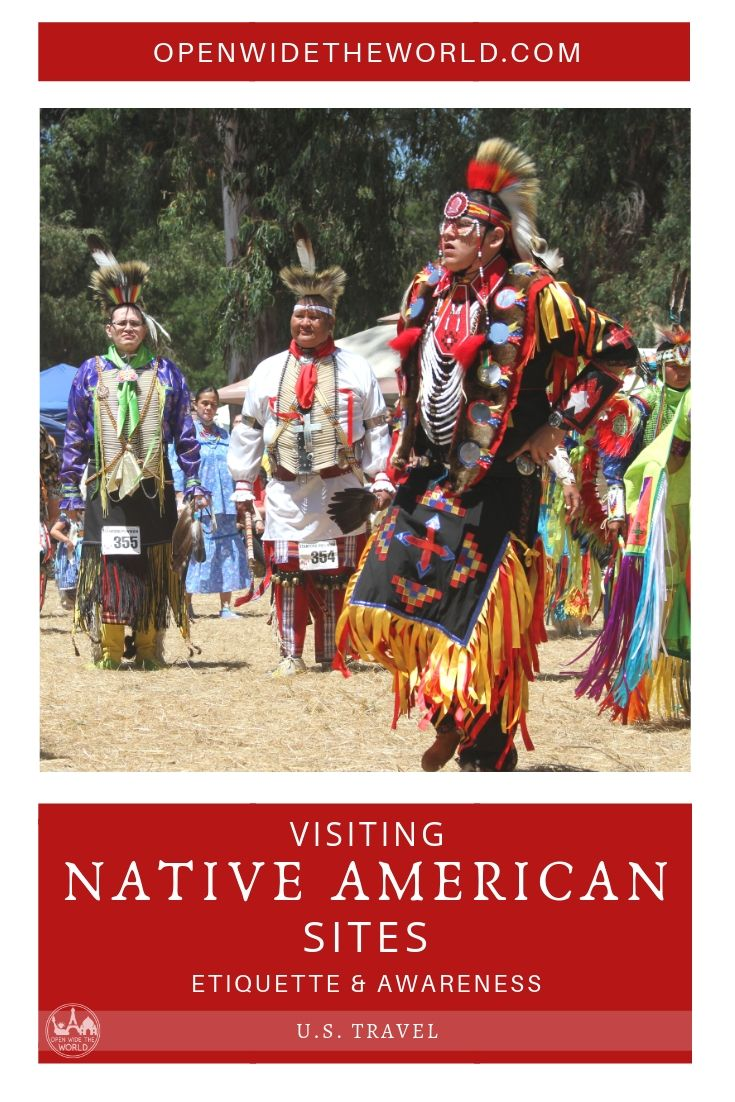 Tourism to Native American sites is on the rise. While tourism can offer economic opportunities for communities and tribes, certain etiquette and awareness are needed to minimize exploitation of and show respect to indigenous peoples. Several experts with ties to Native American culture and tourism share advice for travelers visiting Native American sites and pow wows. #nativeamerican #openwidetheworld