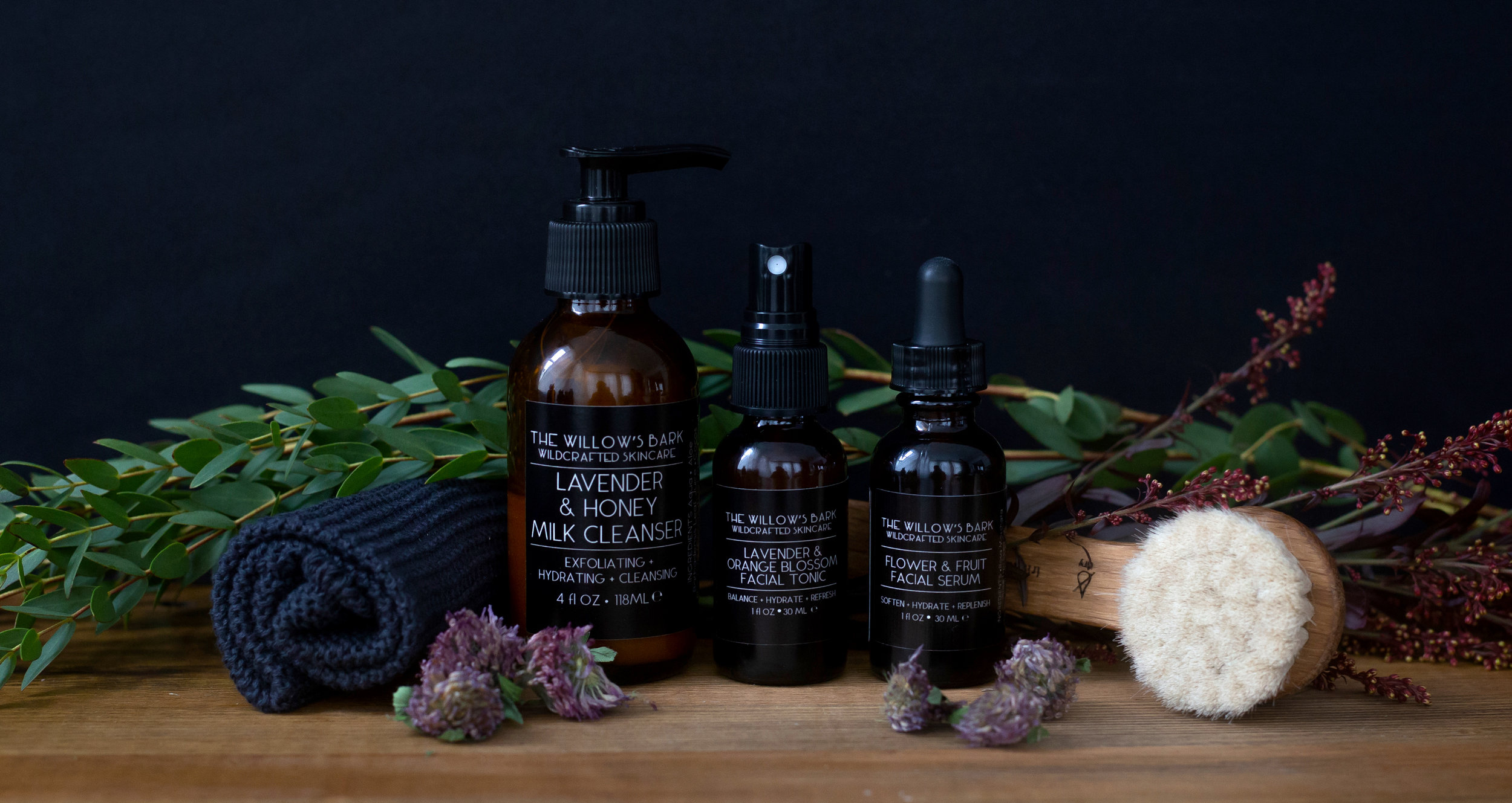 SIMPLIFY YOUR BEAUTY ROUTINEwith 3, no-fuss cleansing and purifying products - RECEIVE 6 WEEK SUPPLY WITH A SUBSCRIPTION