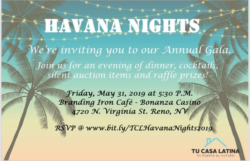 2019 Havana Nights Gala