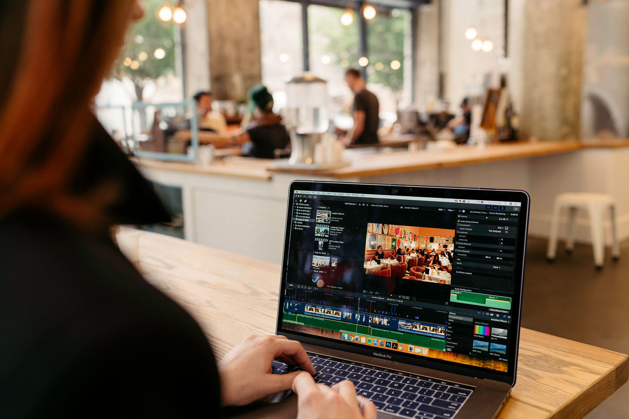 Editing Pro Course - Learn how to edit the perfect video that tells your brand's story.