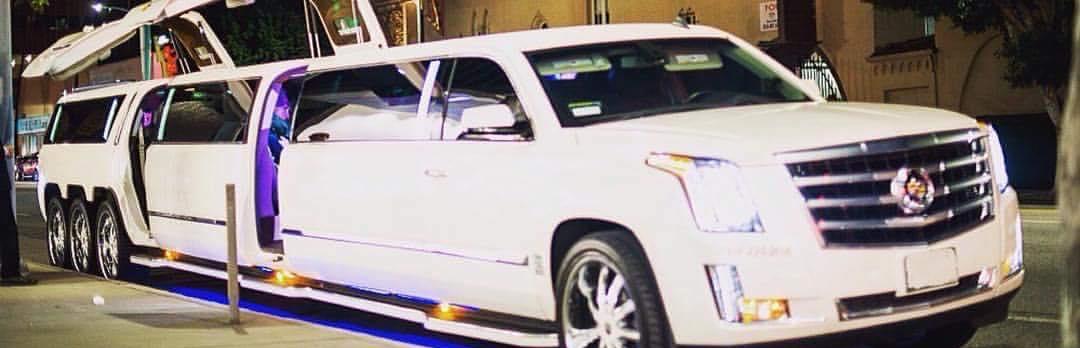 - 25 passenger Cadillac Escalade limo