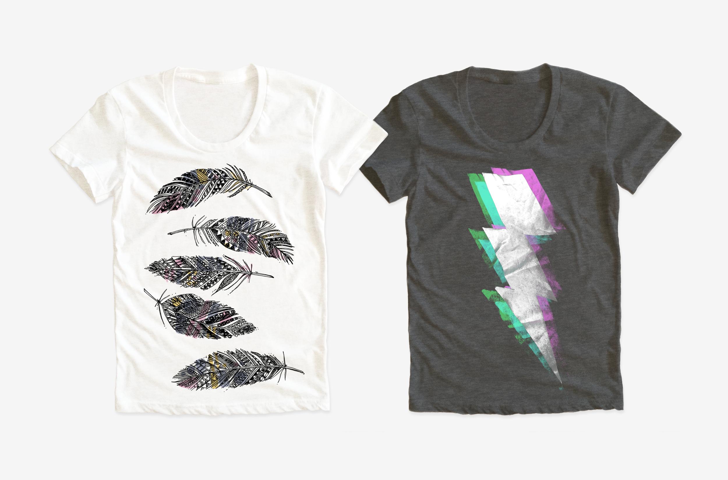 CONVERSE / Womens t-shirt graphics