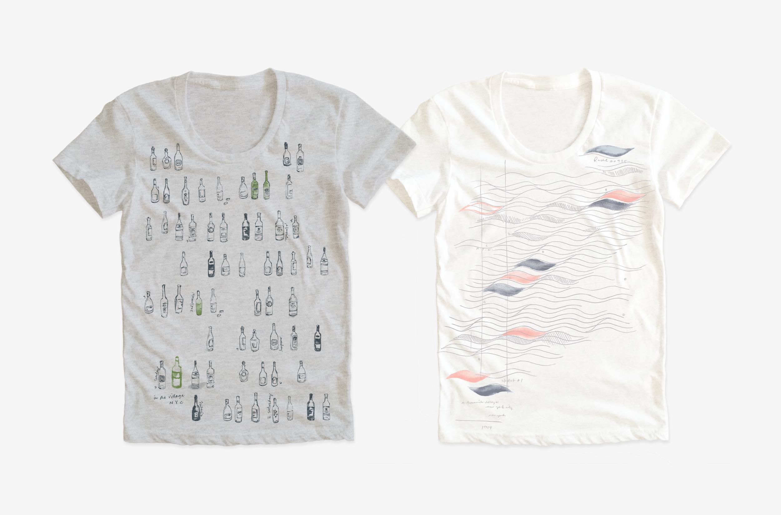RUEHL NO. 925 / Womens t-shirt graphics