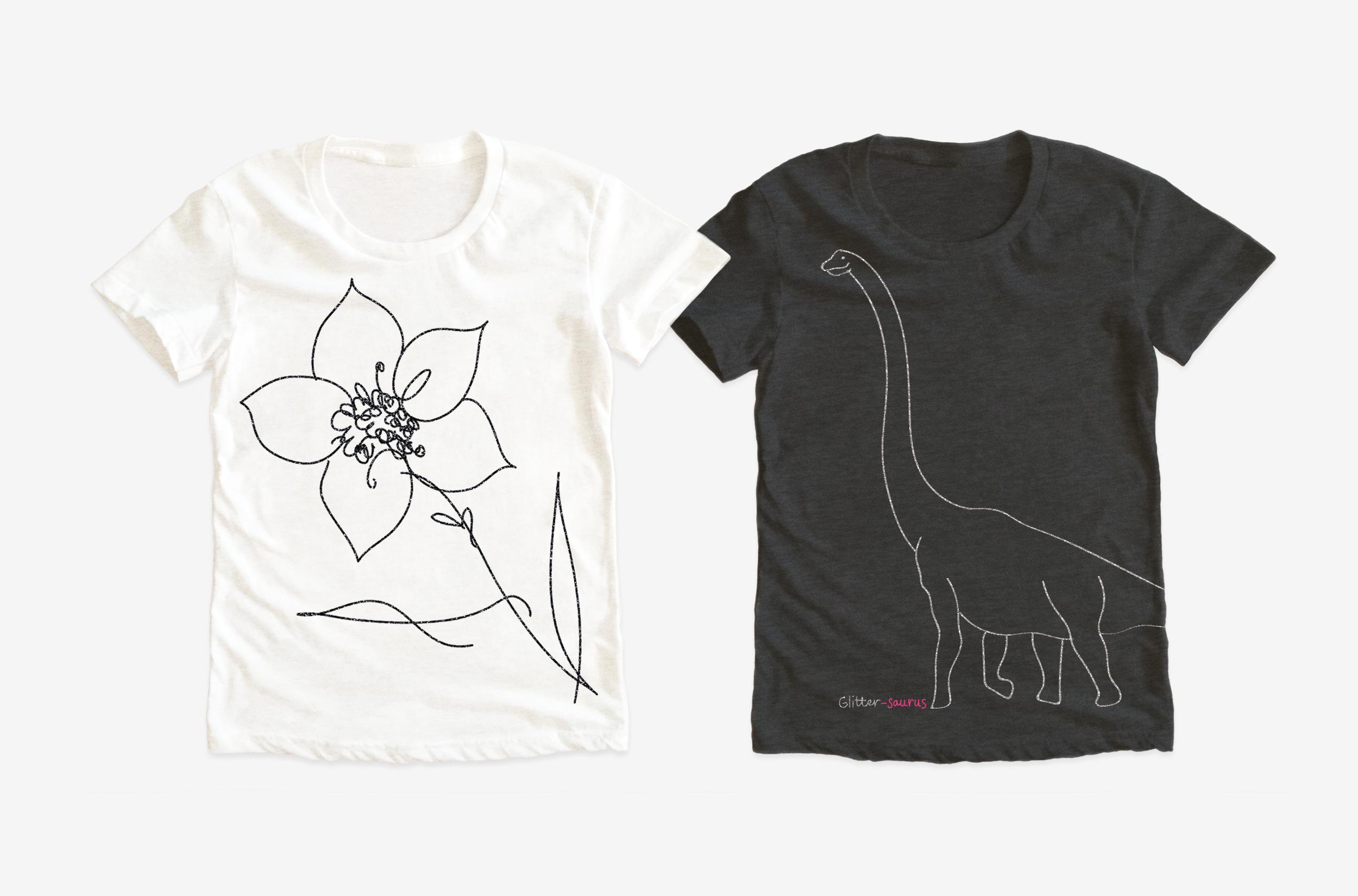 OSHKOSH B'GOSH / Girls t-shirt graphics