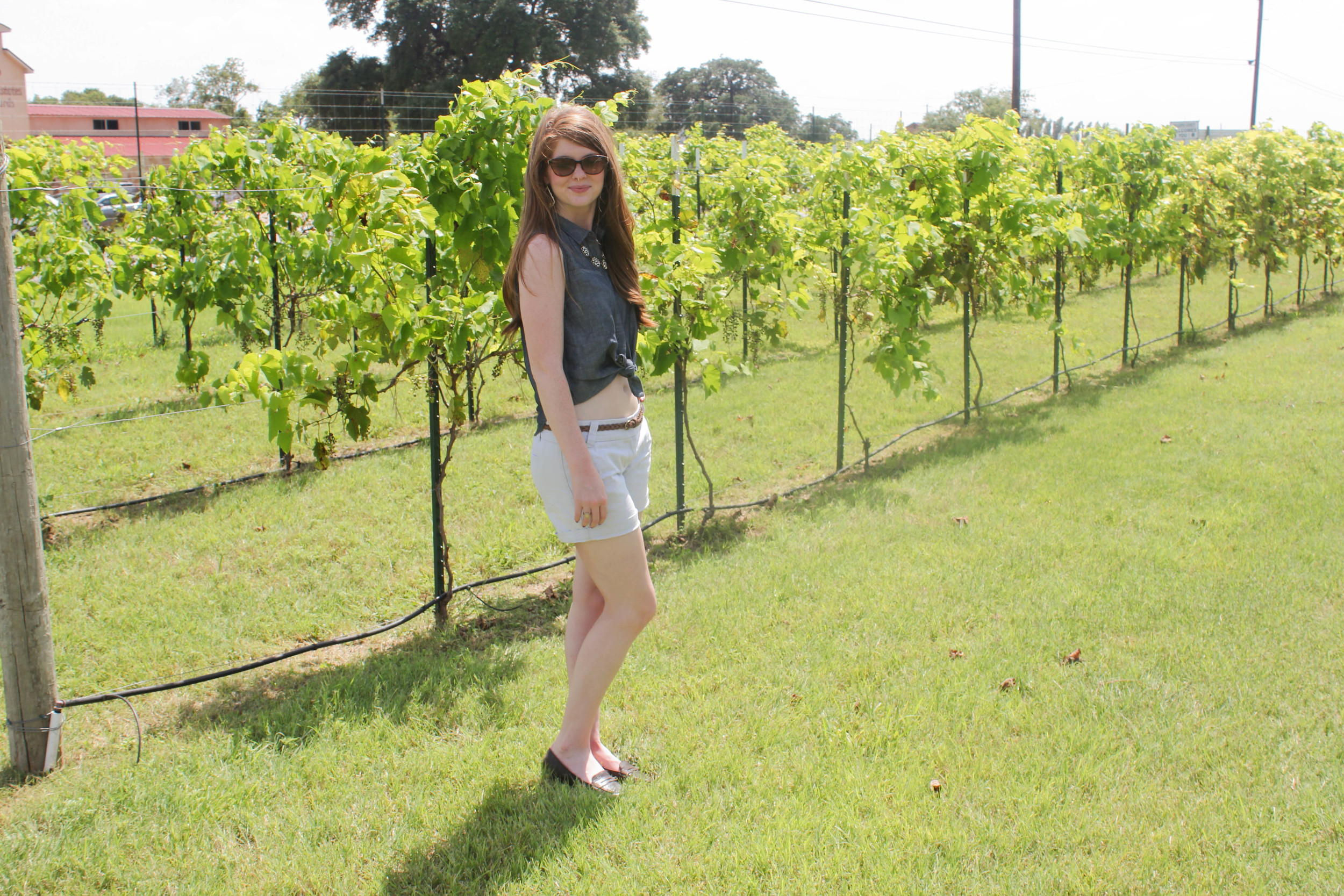 Fredericksburg, TX | Madewell Denim | Southern Elle Style | Dallas Fashion Blogger