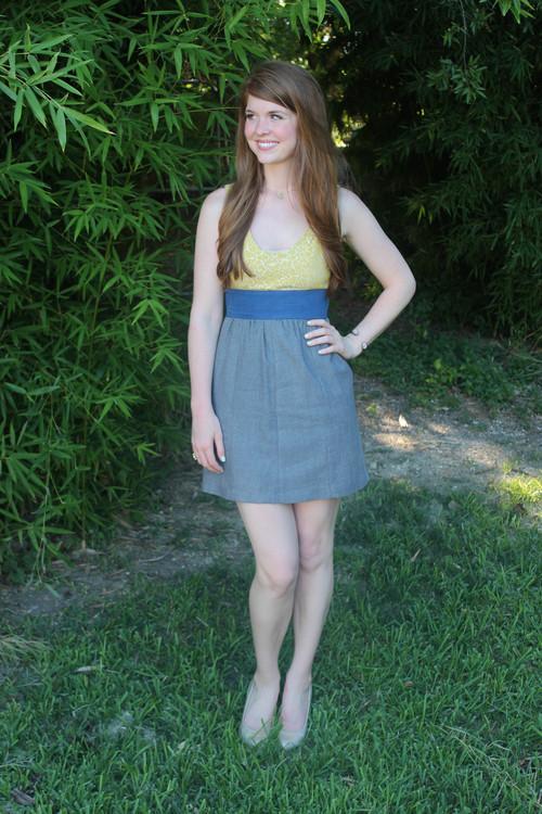 Vintage Dress | Southern Elle Style | Dallas Fashion Blogger