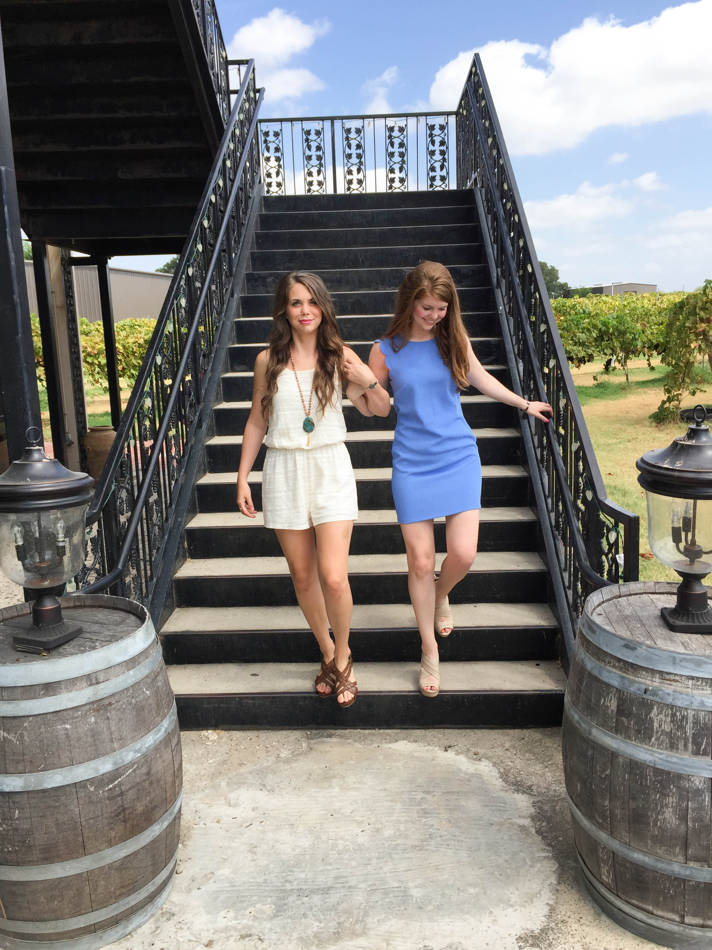 Everly Clothing Dress and Romper   Southern Elle Style   Dallas Fashion Blogger