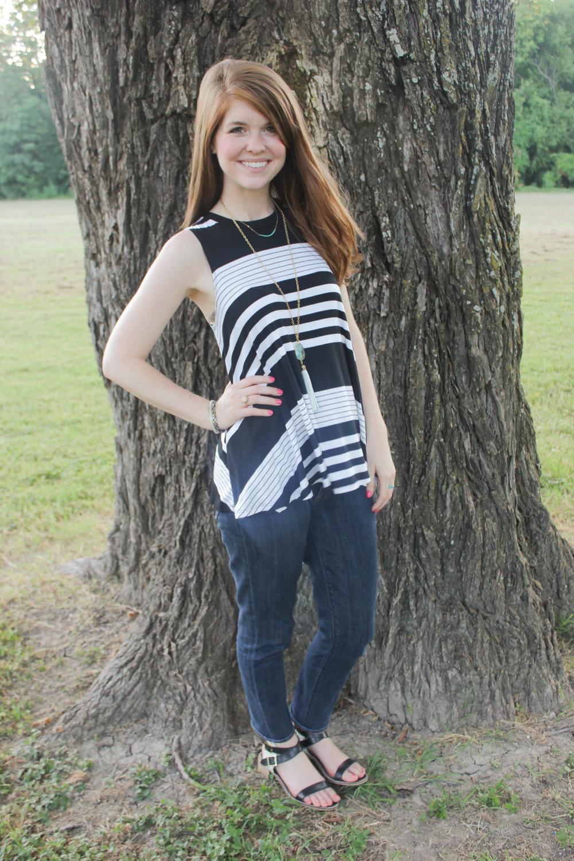 Southern Elle Style Shop Share: Ashley Larea Jewelry | Southern Elle Style | Dallas Fashion Blogger