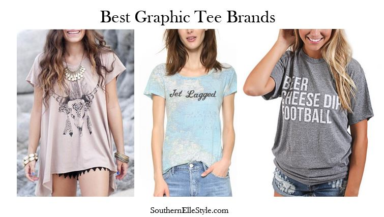 Best Graphic Tee Brands | Charlie Southern, Show me your Mumu, Wildfox | Southern Elle Style | Dallas Fashion Blogger