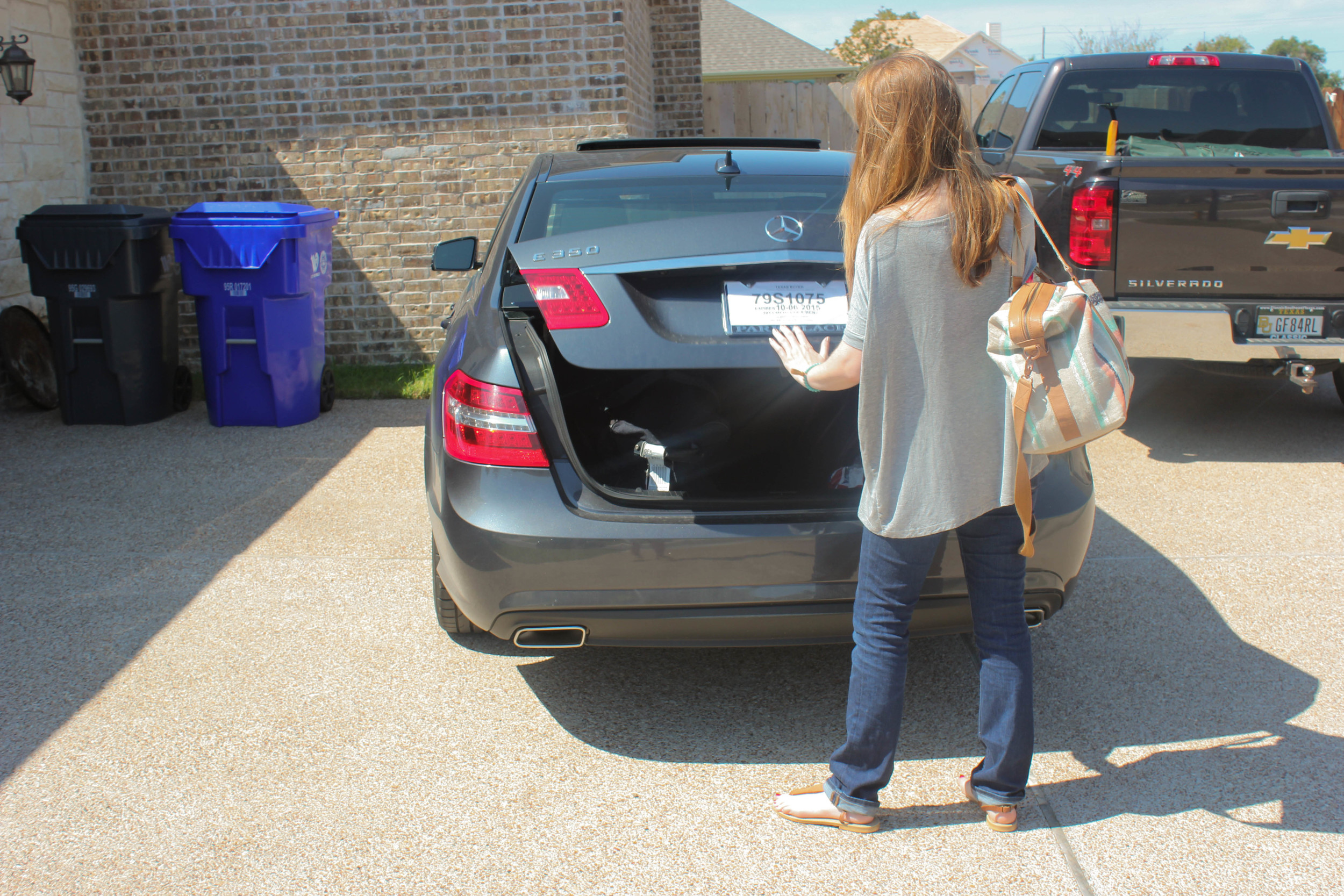 pack for a roadtrip | southern elle style | dallas fashion blogger
