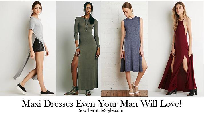 maxi dresses even your man will love | soutern elle style | dallas fashion blogger