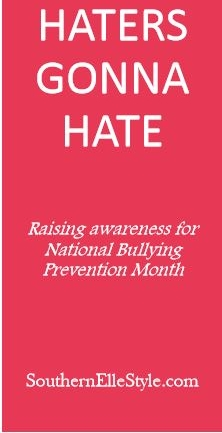 National Bullying Prevention Month and how it affects your blog