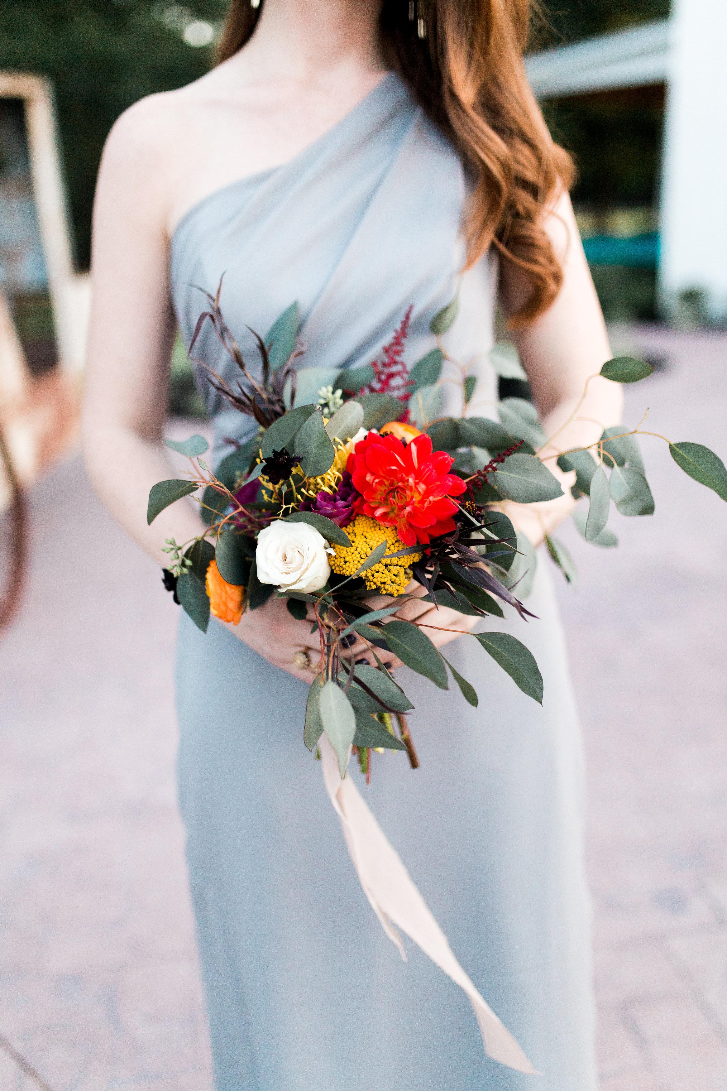 grand slam glam, the white sparrow barn, bridesmaid style, dallas wedding