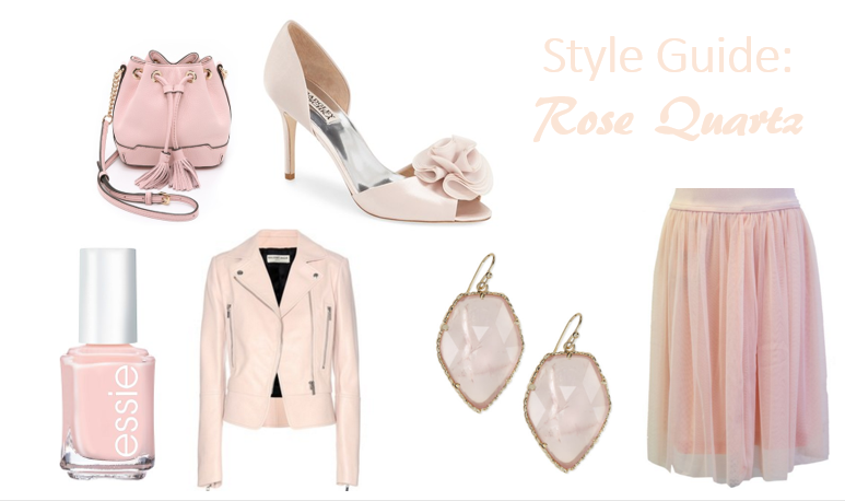 pantone color 2016 rose quartz
