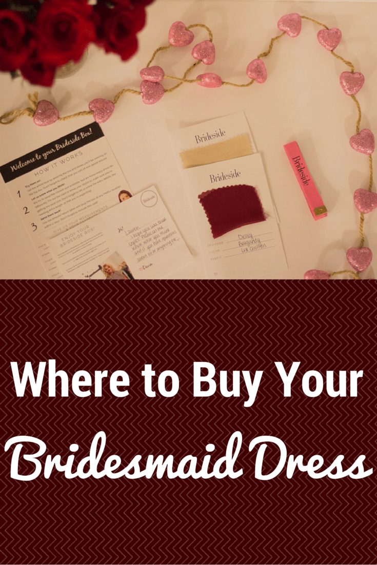 where to buy your bridesmaid dress, bridesmaid dresses, bridesmaids, wedding dresses, dallas wedding, chicago wedding, Brideside, wedding tips