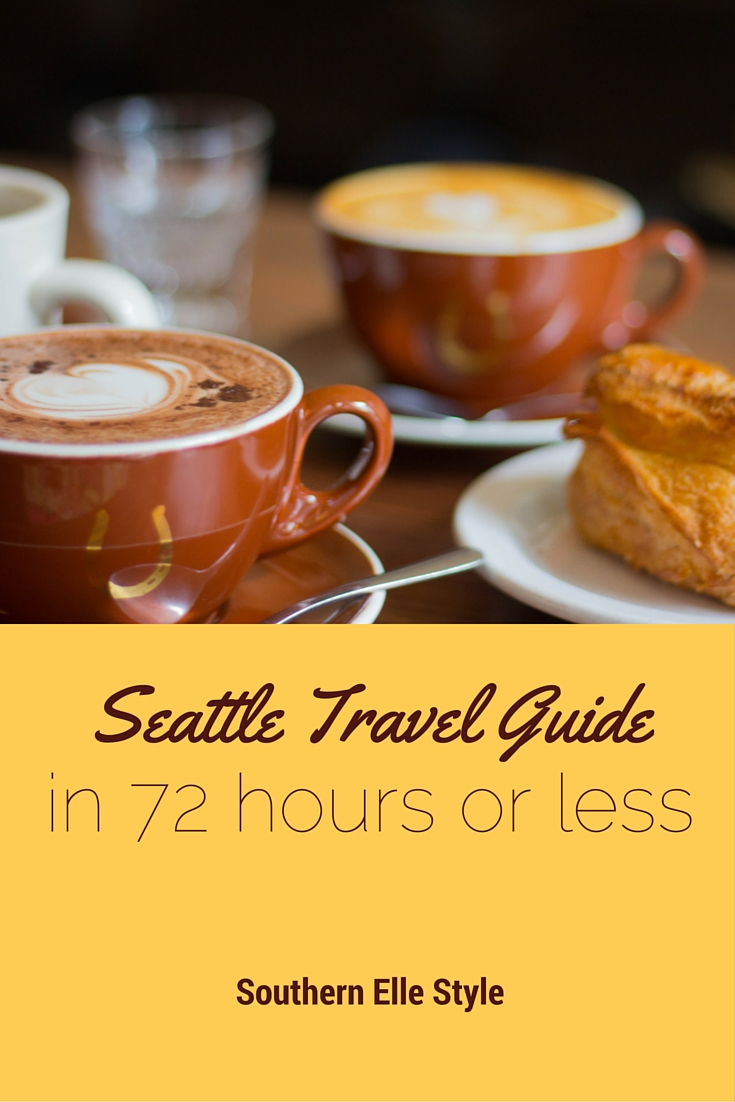 seattle travel guide, southern elle style, stumptown coffee