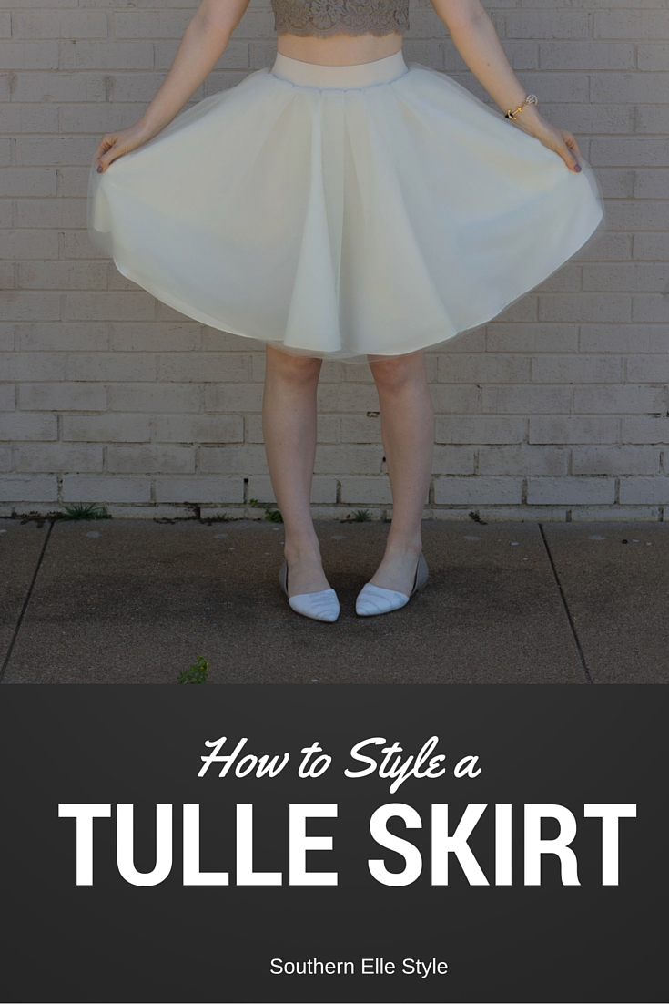 How to style a tulle skirt, bliss tulle cream midi skirt, bc footwear societ flat, style tips