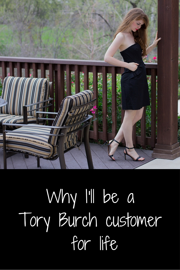 why i'll be  tory burch customer for life, tory burch ankle strap sandal, southern elle style, j crew dress, kendra scott sophee gold earrings