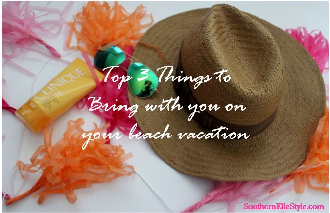 mirrored raybans, straw panama hat, eyelash extensions, travel, top 3 things to bring with you on your beach vacation, travel