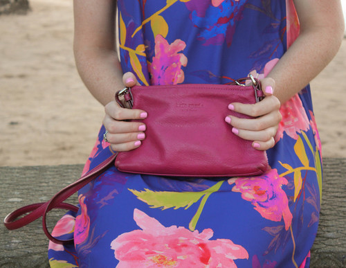 floral everly swing dress, maui, mama's house, hawaii, 3 things to splurge on before vacation