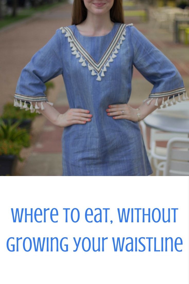 where to eat, without growing your waisline, healthy restaurants in Dallas, where to eat in Dallas, places to eat