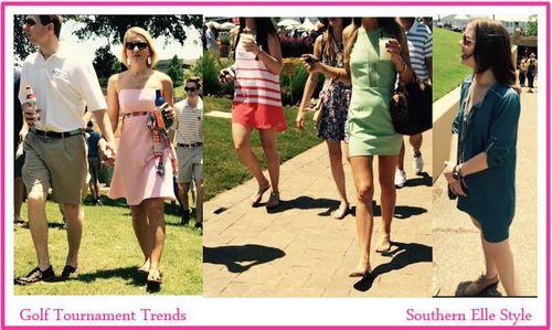 Lilly Pulitzer Crop top, green maxi skirt, dallas byron nelson, dallas fashion, style, golf
